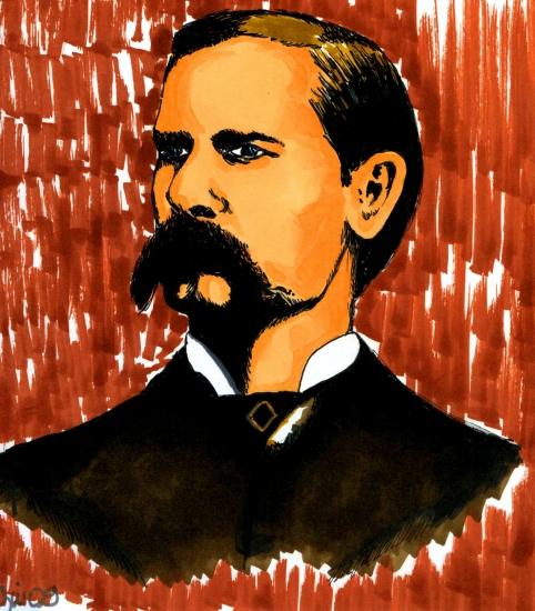 Wyatt Earp by didgiv